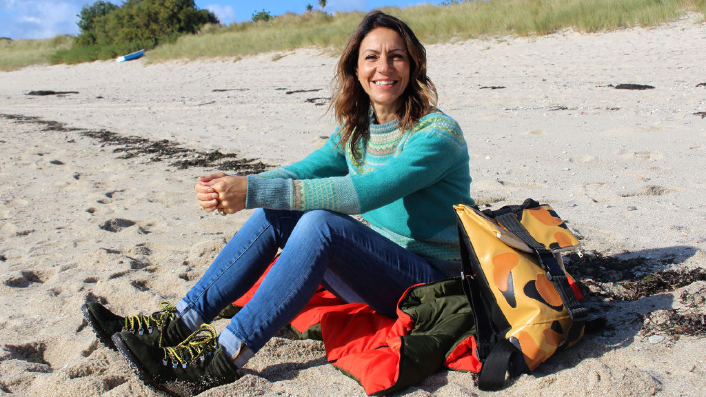 Cornwall and Devon Walks with Julia Bradbury