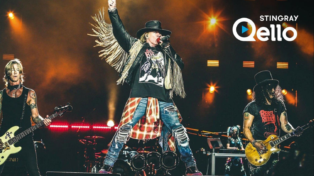 Guns N' Roses - Live from the O2 Arena London