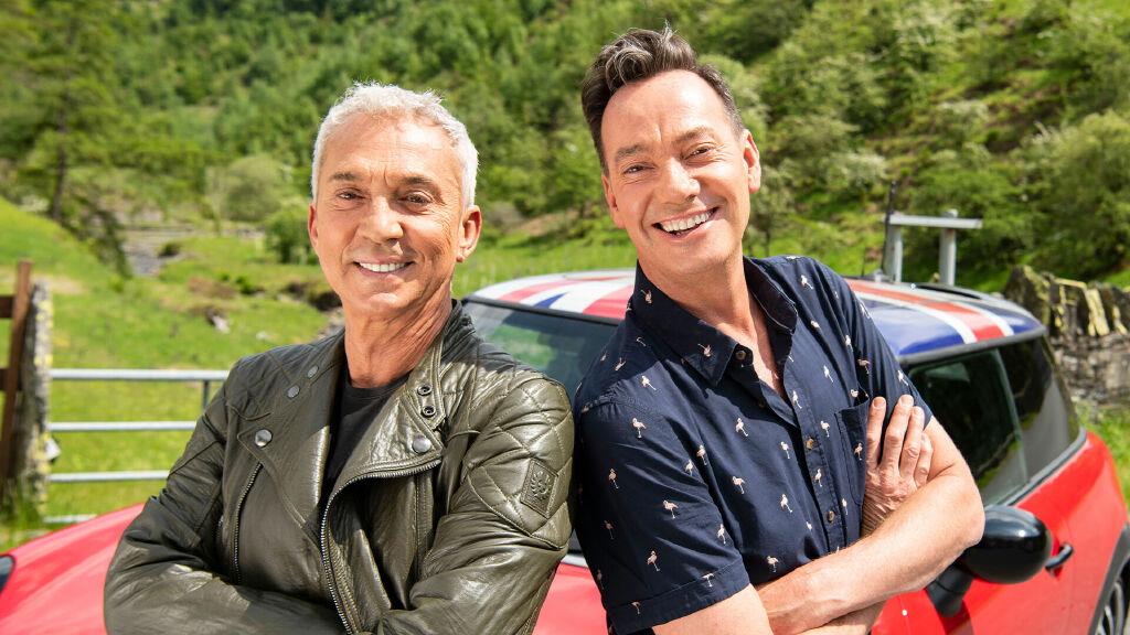 Craig and Bruno's Great British Road Trips