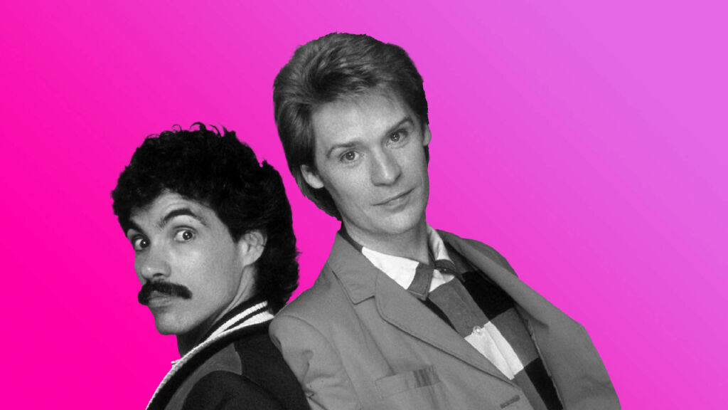 Hall and Oates: The Sydney Entertainment Centre