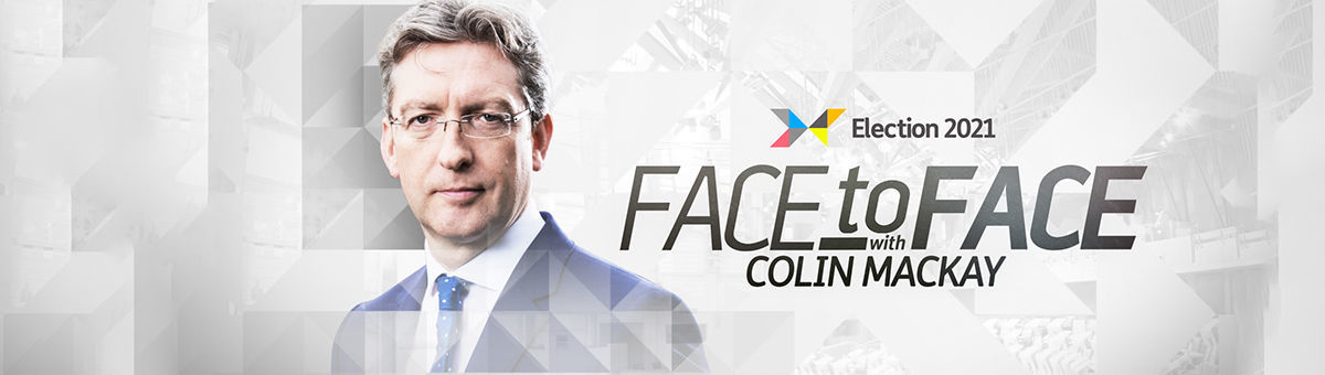 Face to Face with Colin Mackay