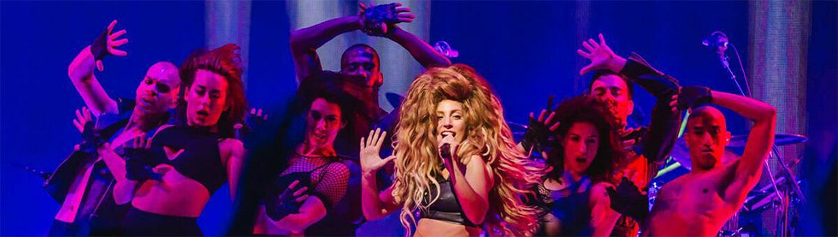 Lady Gaga - Live at the iTunes Festival