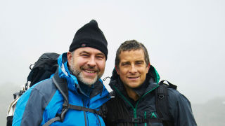 Bear's Mission with David Walliams