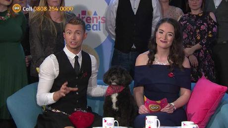 STV Appeal Live (STV Central Broadcast), 8.00 pm