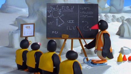 Pingu's Sledge Academy