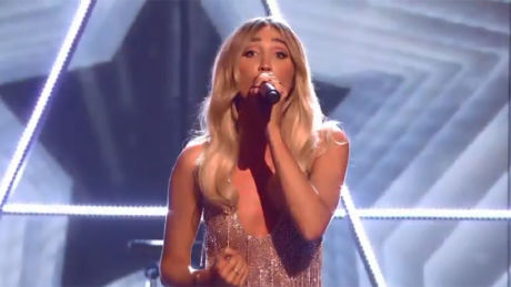 Megan covers X Factor royalty with Leona Lewis' 'One More Sleep'