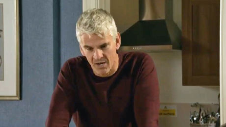 Corrie (Fri Dec 13th, 7.30pm): Robert has some explaining to do