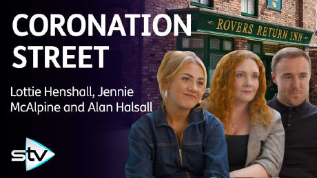 Lottie Henshall, Jennie McAlpine and Alan Halsall Interview