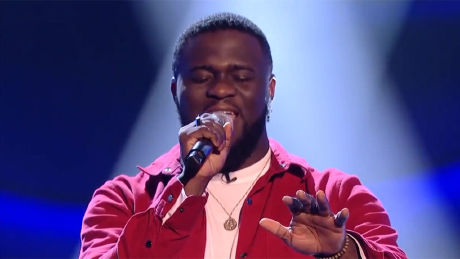Zion performs 'Glory'