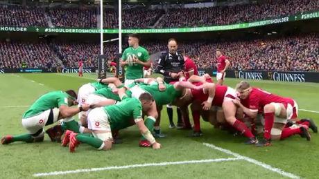 Ireland v Wales - Sat 08 Feb, 1.25 pm