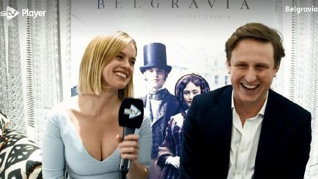 Alice Eve and Richard Goulding Interview