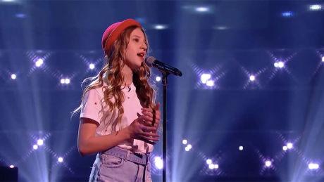 The Voice Kids: TX4 - Lilly