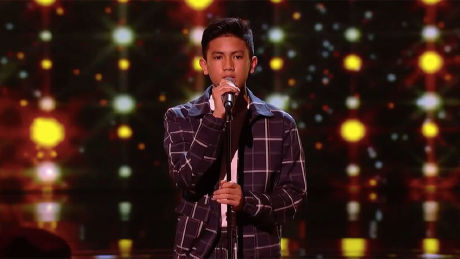 The Voice Kids: TX4 - Jarren