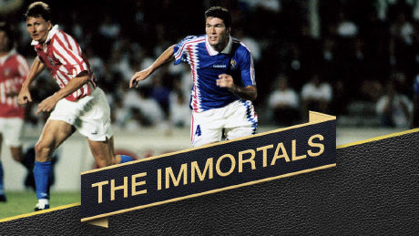 Episode 1, Zinedine Zidane