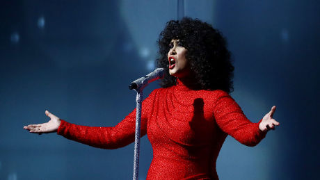 Whitney Houston look-a-like Belinda Davids makes 'I Have Nothing' her OWN!