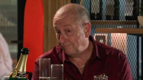 Corrie (Fri, October 30th, 7:30pm): Will Alya catch Geoff?