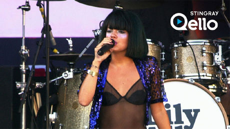 Lily Allen - Main Square Festival