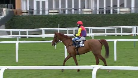 Bateaux London Reynoldstown Novices' Chase at Ascot
