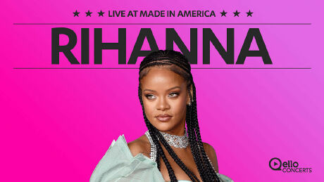 Rihanna - Live at Made in America