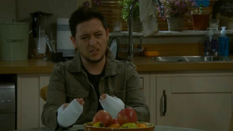 Emmerdale (Fri, Sept 17th, 7.00pm) - Moira insists that Matty should be compensated
