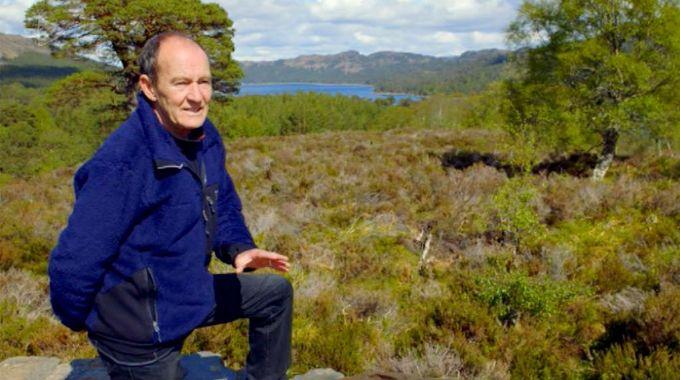 On Weir's Way with David Hayman - Glen Affric