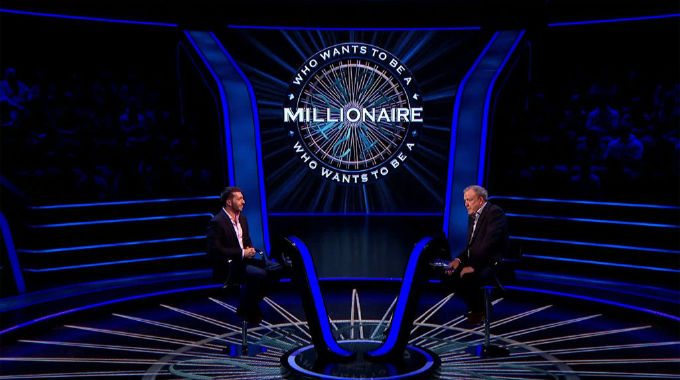 Who Wants To Be A Millionaire? - Sun 06 Jan, 8.00 pm