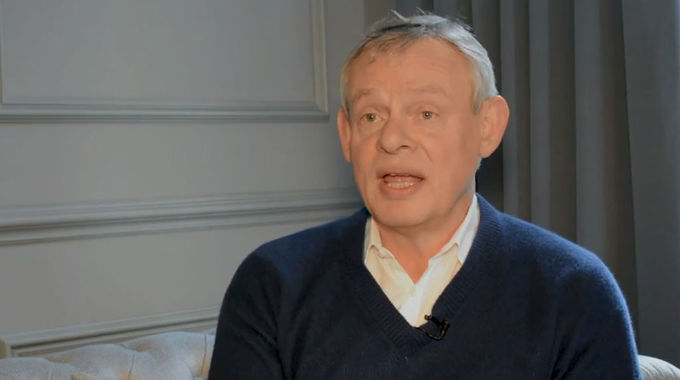 Manhunt - An interview with Martin Clunes