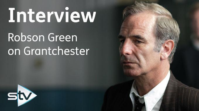 Grantchester - Robson Green Interview
