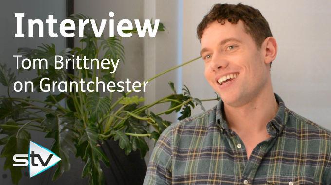 Grantchester - Tom Brittney Interview