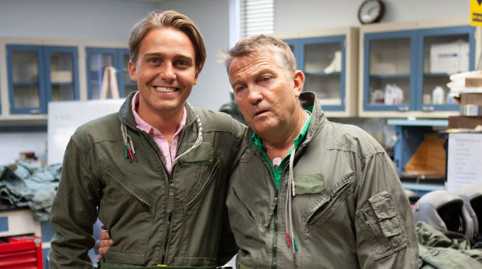 Bradley Walsh and Son: Breaking Dad - Wed 16 Jan, 8.00 pm