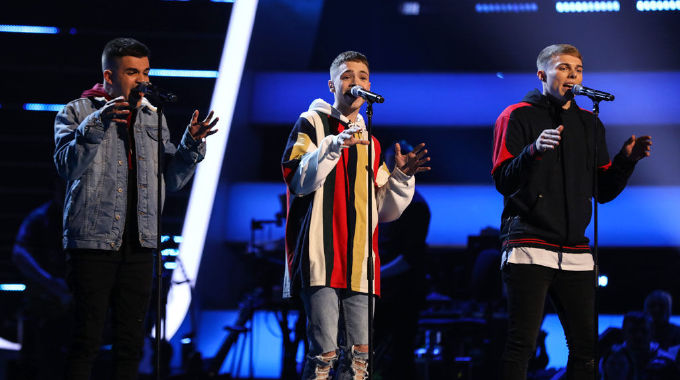 The Voice UK - The Voice show 3: NXTGEN