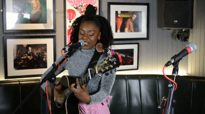 The X Factor - Exclusive performances from Shan and Scarlett