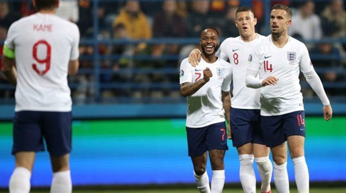 Euro 2020 Qualifier Live - Highlights: England score five in Montenegro
