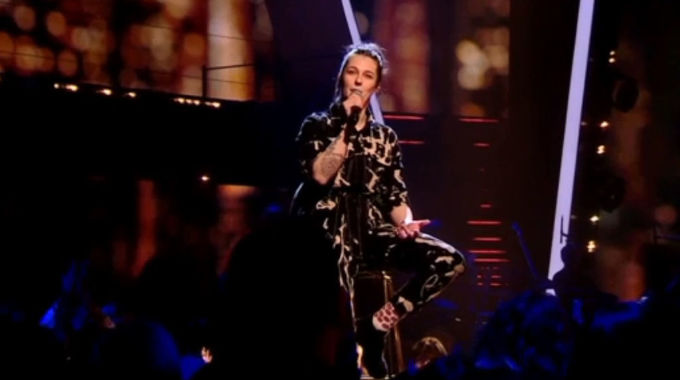 The Voice UK - The Voice Final: Deana goes classy