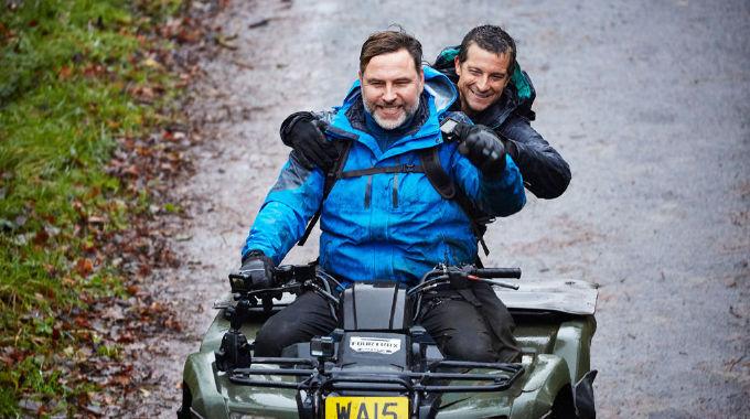 Bear's Mission with David Walliams - Tue 14 May, 9.00 pm
