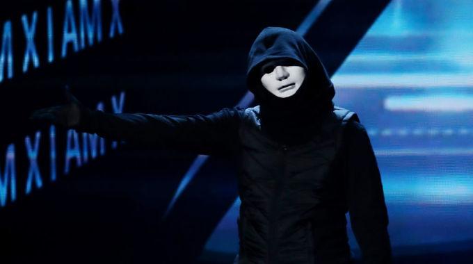 Britain's Got Talent - Masked magician X finally reveals their true identity
