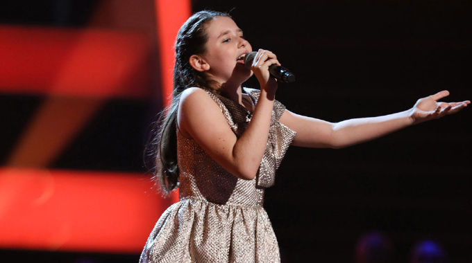 The Voice Kids - The Voice Kids 2019 Show 3: Jazzy B sings If I Go