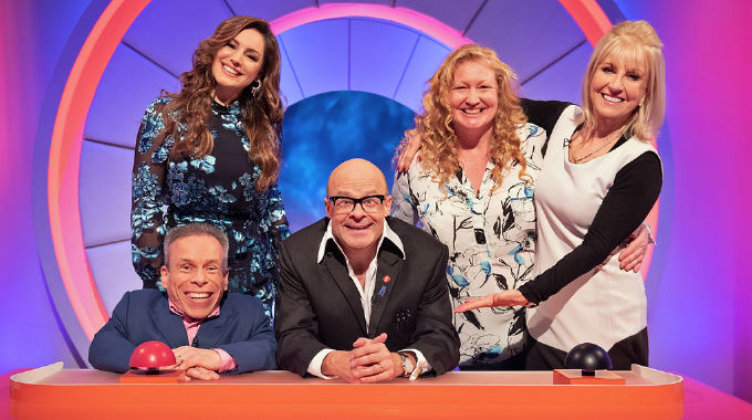 Harry Hill's Alien Fun Capsule - Sat 13 Jul, 6.45 pm