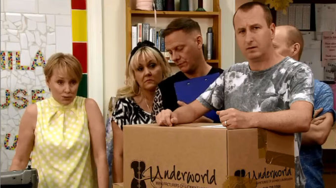 Coronation Street - Corrie (Wed, July 17, 7.30 pm): The factory workers get a lesson in ownership