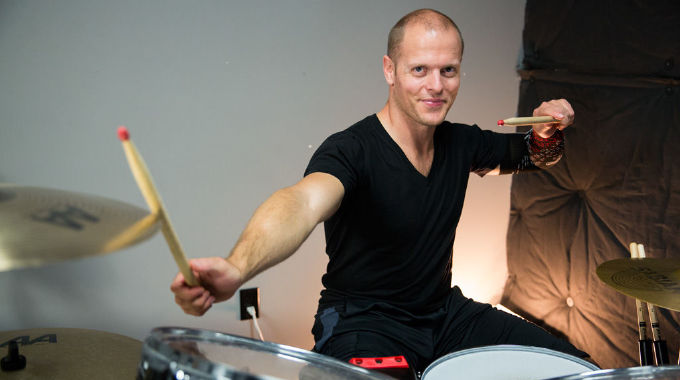 The Tim Ferriss Experiment - Episode 1, Rock 'N' Roll Drums