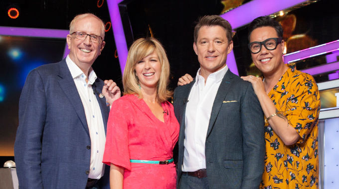 Tipping Point: Lucky Stars - Sun 18 Aug, 6.30 pm