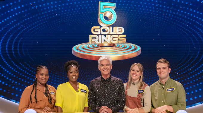 5 Gold Rings - Tue 17 Sep, 12.05 am