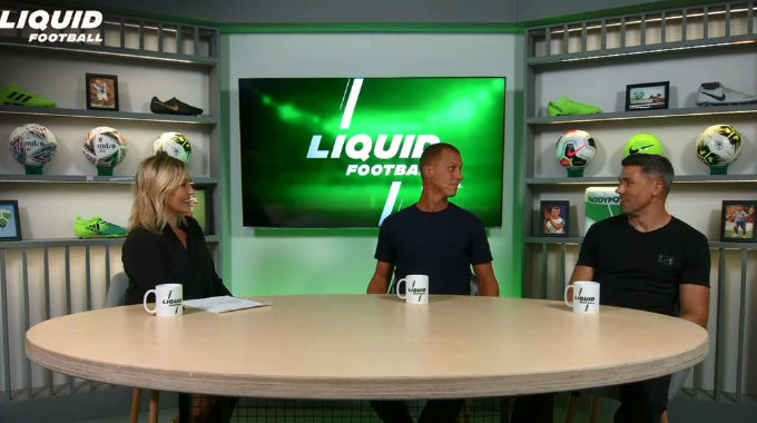 Liquid Football - Episode 1