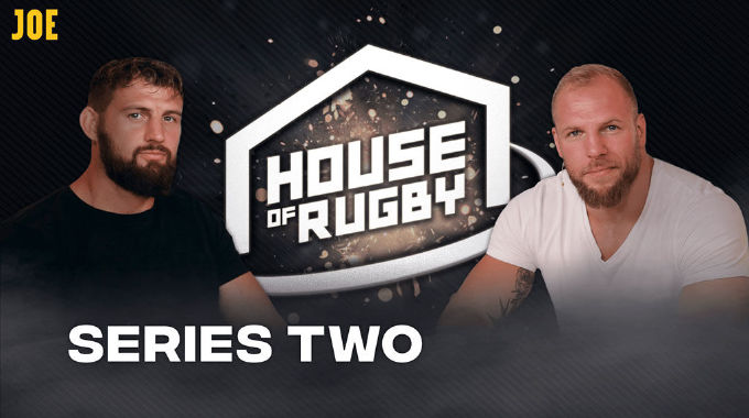 House of Rugby - Episode 1