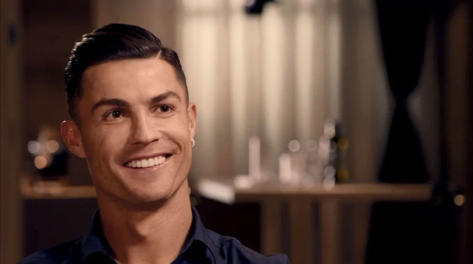 Cristiano Ronaldo Meets Piers Morgan - Tue 17 Sep, 9.00 pm