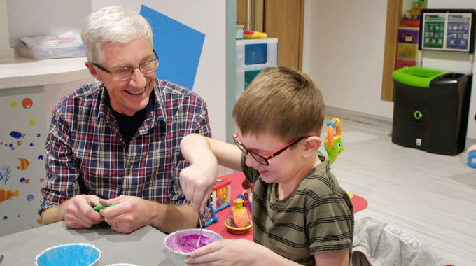 Paul O'Grady's Little Heroes - Thu 10 Oct, 8.30 pm